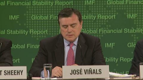 Global Financial Stability Report (GFSR) Press Briefing