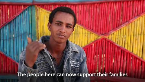 Fruits of Success: Social Safety Nets are Bringing People out of Poverty in Ethiopia