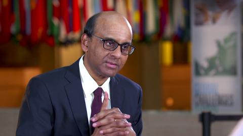 Interview with Tharman Shanmugaratnam, IMFC Chair