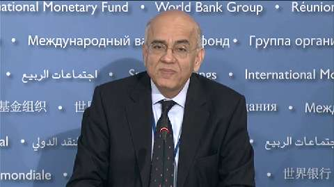 Press Briefing: Middle East Regional Economic Outlook