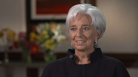 Update on the Middle East with IMF Managing Director, Christine Lagarde