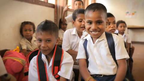 Partnerships for Change: Timor-Leste