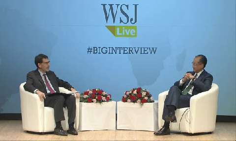 Wall Street Journal, The Big Interview - What Will It Take? Restoring Growth, Spreading Prosperity in Times of Crisis