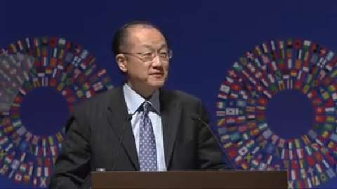 Jim Yong Kim Speech - 2012 Annual Meetings Plenary