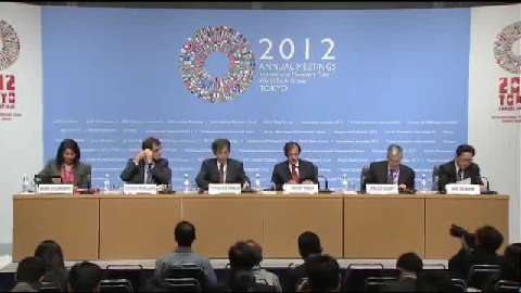 Press Conference: Asia and Pacific Department, IMF