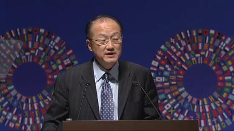 Spanish: Jim Yong Kim Speech - 2012 Annual Meetings Plenary