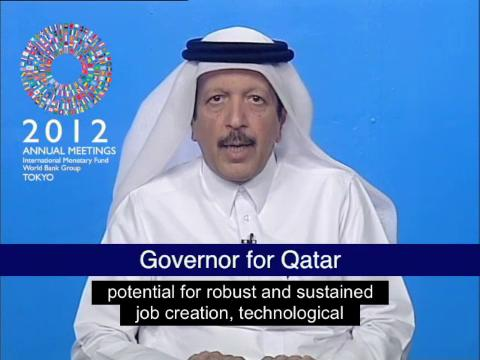 Statement by the Governor for Qatar