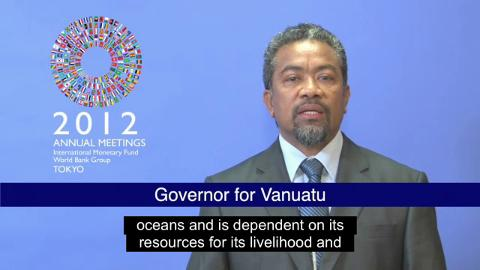 Statement by the Governor of Vanuatu