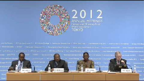 Seminar/Press Briefing: IMF Regional Economic Outlook for Sub-Saharan Africa