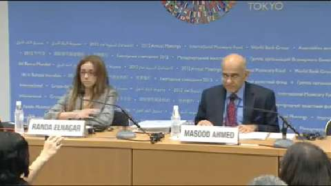 Press Briefing: IMF Middle East and Central Asia Department