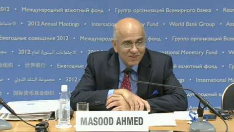 Arabic: Press Conference: Middle East and Central Asia Department