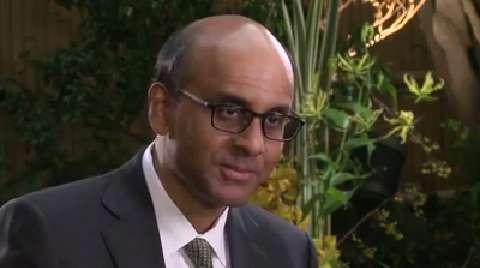 Tharman Shanmugaratnam speaks about the outcomes of the 2012 IMF-World Bank Annual Meetings