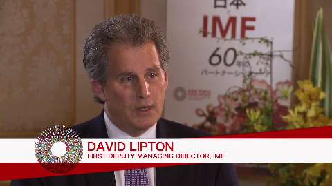 David Lipton speaks about the outcomes of the 2012 IMF-World Bank Annual Meetings in Tokyo