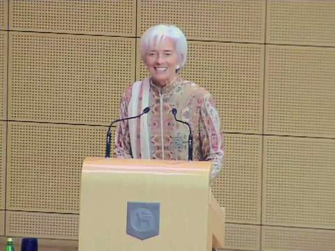 Asia and the Promise of Economic Cooperation - Remarks by Christine Lagarde
