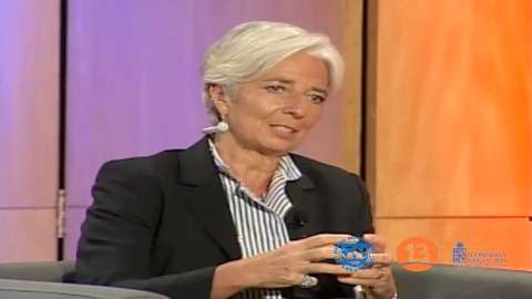 Town Hall Meeting with Universidad de Chile Students and IMF Managing Director Christine Lagarde