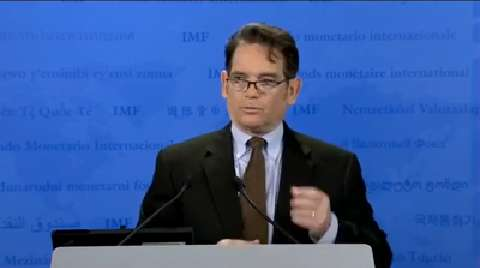 Press Briefing by William Murray, Deputy Spokesman, External Relations, IMF