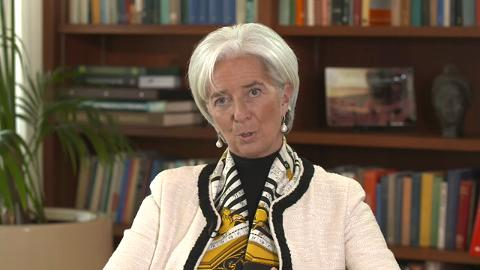 Christine Lagarde's International Women's Day Message