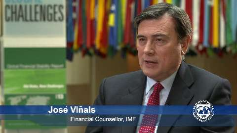 IMF Sees Old Risks and New Challenges in Global Financial Stability