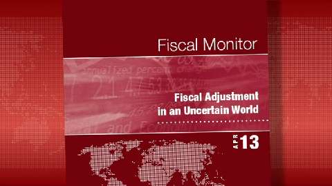 Fiscal Adjustment in an Uncertain World