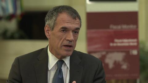 Interview with Carlo Cottarelli, Director of the Fiscal Affairs Department
