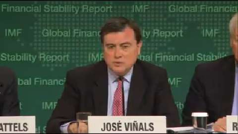 French: Press Conference: April 2013 Global Financial Stability Report (GFSR)