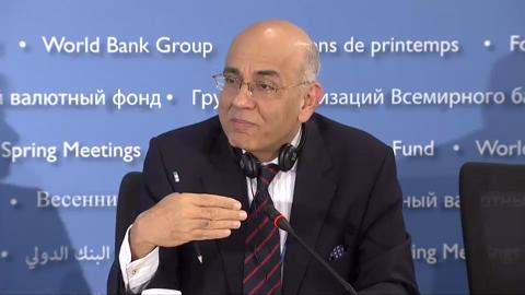 French: Press Briefing: IMF Middle East and Central Asia Regional Economic Outlook