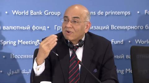 Arabic: Press Briefing: IMF Middle East and Central Asia Regional Economic Outlook