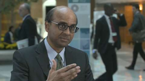 Conversation with Tharman Shanmugaratnam, IMFC Chair