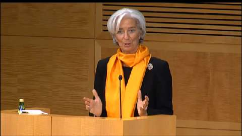 Spanish: Opening Remarks by IMF's Lagarde and World Bank's Jim Yong Kim at a Joint IMF-WB Conference on Fiscal Policy, Equity, and Long-Term Growth in Developing Countries