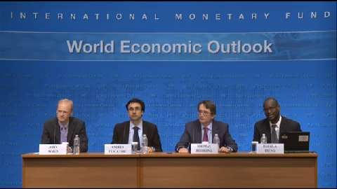 Press Briefing: Analytical Chapters of October 2013 World Economic Outlook (WEO) Press Conference