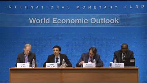 Spanish: Press Briefing: Analytical Chapters of October 2013 World Economic Outlook (WEO) Press Conference