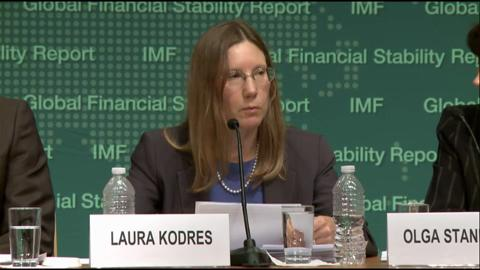Press Briefing: analytical Chapter of October 2013 Global Financial Stability Report