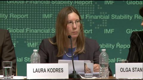 Spanish: Press Briefing: analytical Chapter of October 2013 Global Financial Stability Report