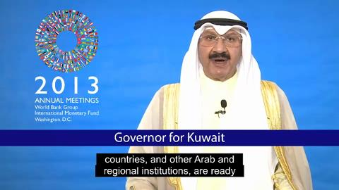 Governor for Kuwait