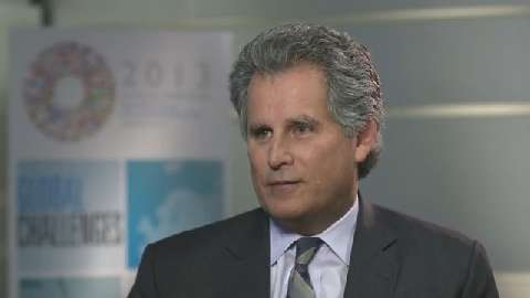 Preview of 2013 IMF/WB Annual Meetings: Interview with David Lipton