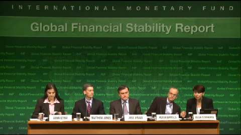 Arabic: Global Financial Stability Report Press Conference