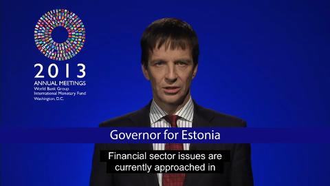 Governor for Estonia