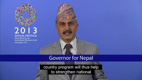 Governor for Nepal