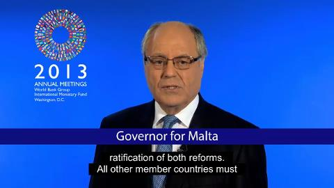 Governor for Malta