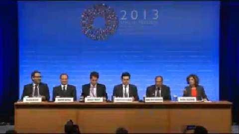 French: Press Briefing: G-24 Meeting