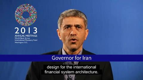 Governor for Iran