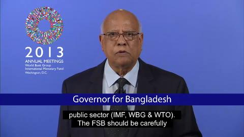 Governor for Bangladesh