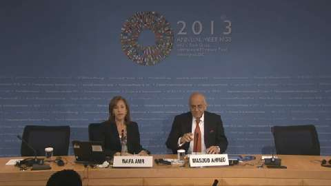 French: Middle East and Central Asia Regional Economic Outlook Press Conference