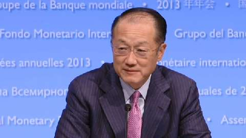 World Bank Leader Sets New Goal: Reduce Extreme Poverty to 9% in Just 7 years