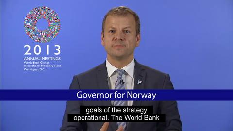 Governor for Norway