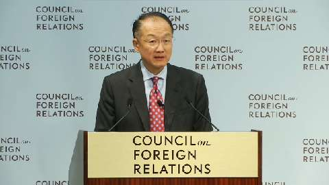 World Bank's Kim Announces $100 Billion in Increased Lending Capacity