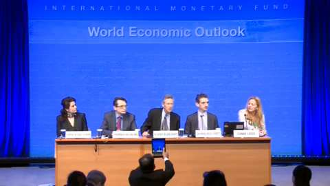 ARABIC: Press Briefing: World Economic Outlook