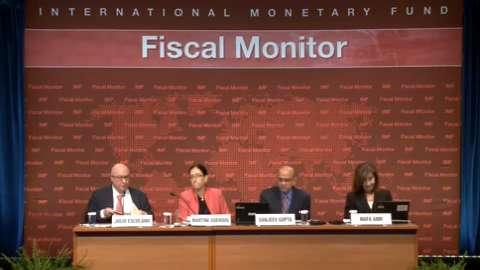 Arabic: Press Briefing: Fiscal Monitor Report