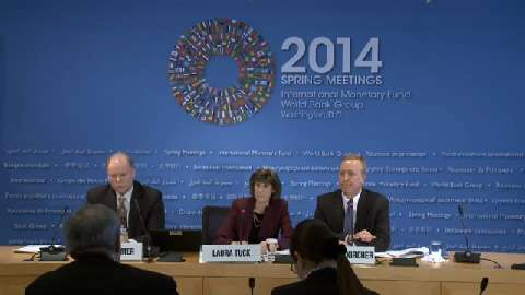 Press Briefing Europe and Central Asia Economic Update (World Bank)
