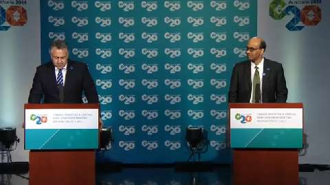 Press Briefing: G-20